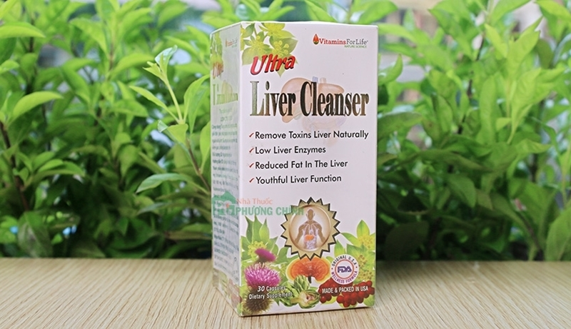 Ultra Liver Cleanser
