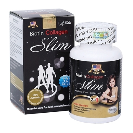 Biotin Collagen Slim
