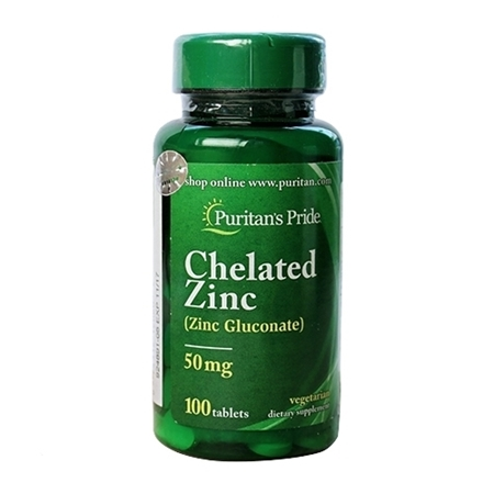Chelated Zin C 50mg