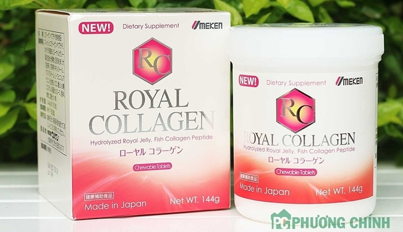 Royal Collagen Umeken 144g