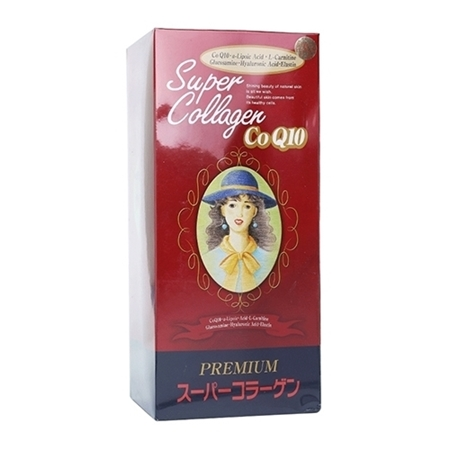 Super Collagen Co Q10 Nhật Bản (45+)