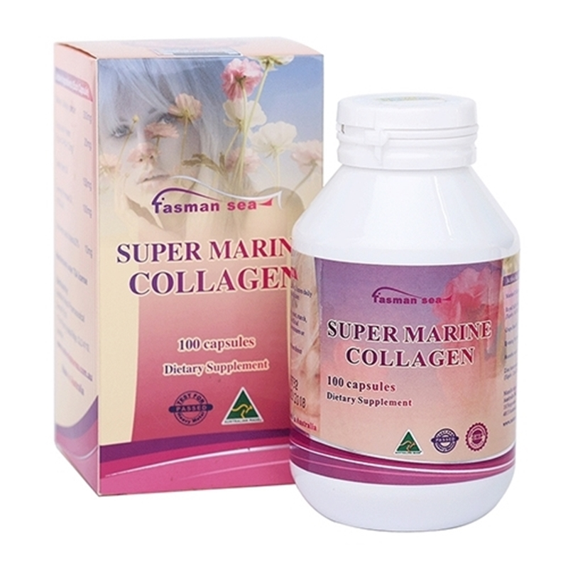 Super Marine Collagen 5 in 1 (thượng hạng)