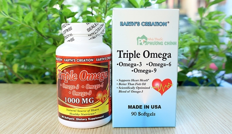 Omega 369 USA Earth's Creation