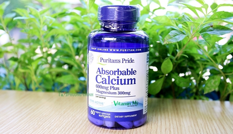 Absorbable Calcium 600 Mg & Magnesium 300 Mg