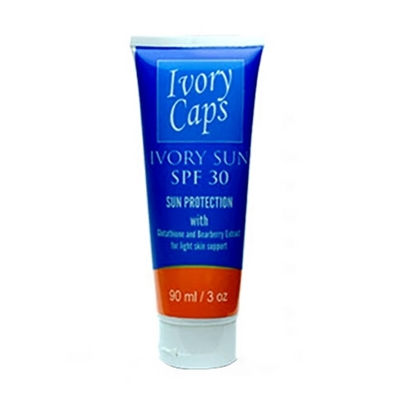 Kem chống nắng Ivory Caps Ivory SPF 30+