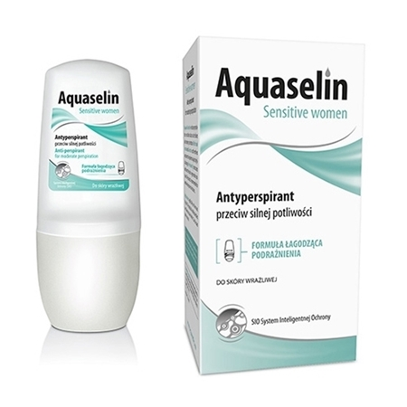 Aquaselin Sensitive Women