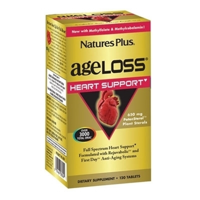 Nature's Plus Ageloss Heart Support