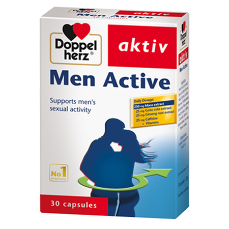Doppelherz Men Active