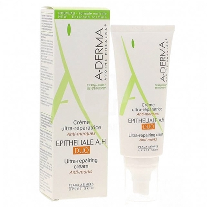 Aderma Epitheliale A.h Duo Ultra Repairing Cream