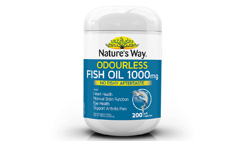 Đánh giá Nature's Way High strength Fish Oil