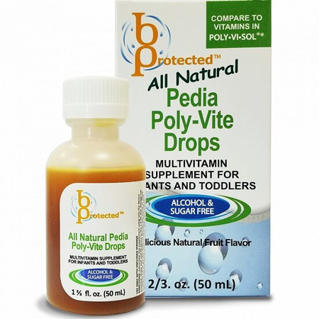 Pedia Poly-Vite Drops 50ml