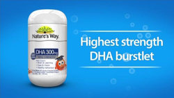 Đánh giá Nature's Way Kids Smart DHA 300mg Triple Strength