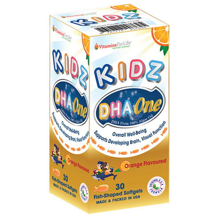 Kidz DHA One Vitamin For Life