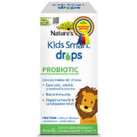 Nature's Way Kids Smart Drops Probiotic