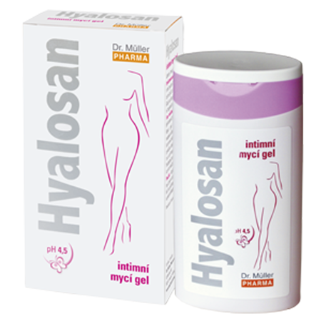 Hyalosan wash gel