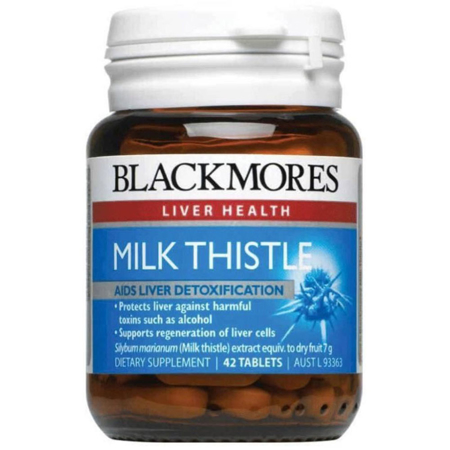 Blackmores Milk Thistle