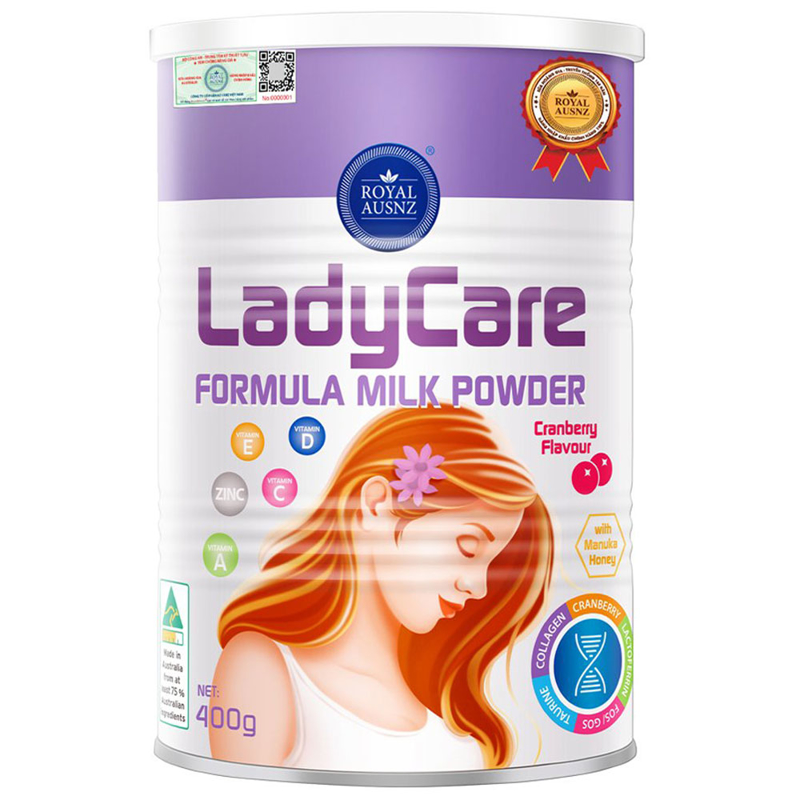 Royal Ausnz Lady Care Formula Milk Powder
