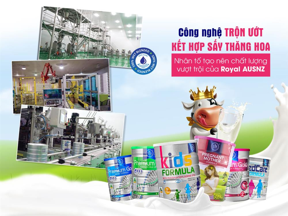 Royal Ausnz Goat Infant Formula 1