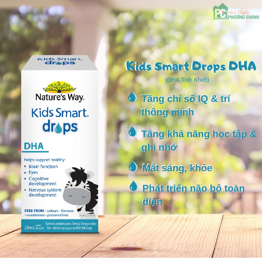Nature's Way Kids Smart Drops 20ml